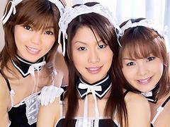 ジャパンピーチガール 姉妹メイド