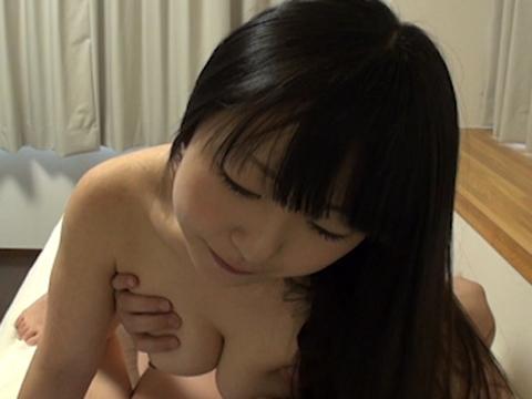 黒髪美肌の素人さん素人 無修正画像03