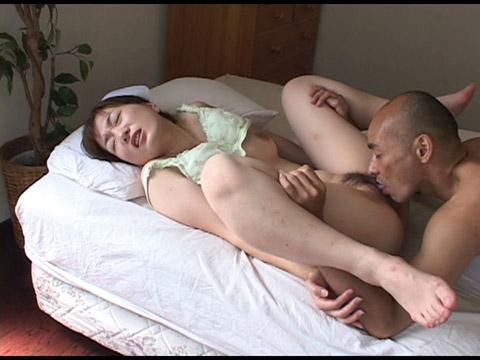 患者の悪い汁を絞り取る堕天使素人 無修正画像04