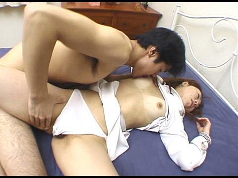 女子高生立花美夏 無修正画像06