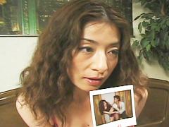 魅力的な四十路美熟女 まりこ