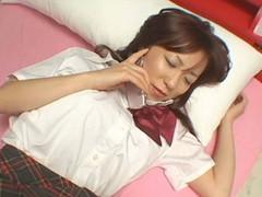爆乳ロリ顔美女のエロカワ女学園 01