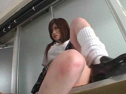 Fカップの女子校生は過激に教師に犯され中出し。 Vol.2 無修正画像01